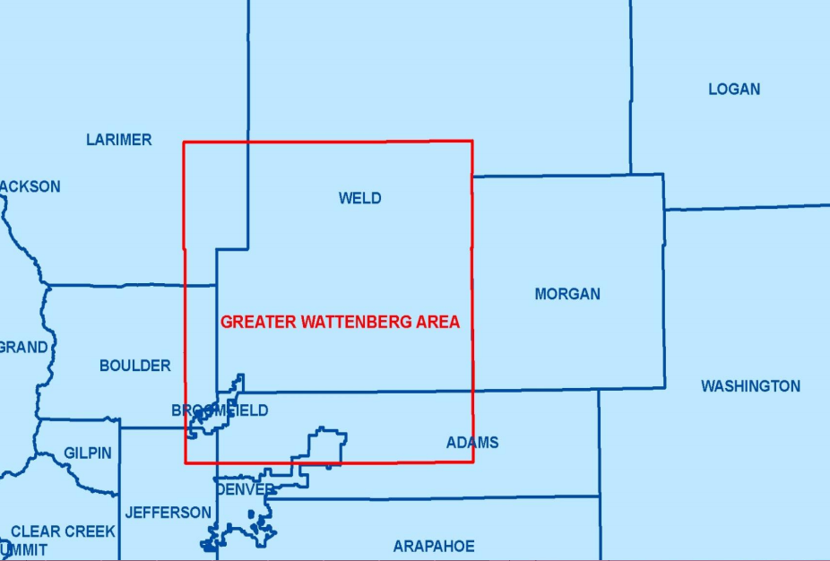 Wattenberg map