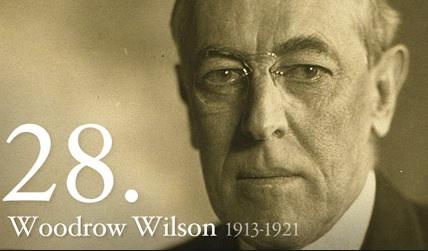 woodrow wilson copy