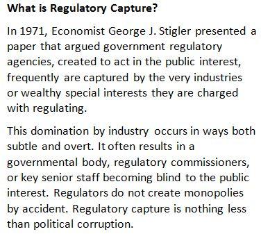 Checks and Balances Project Launches Captured Regulators Initiative