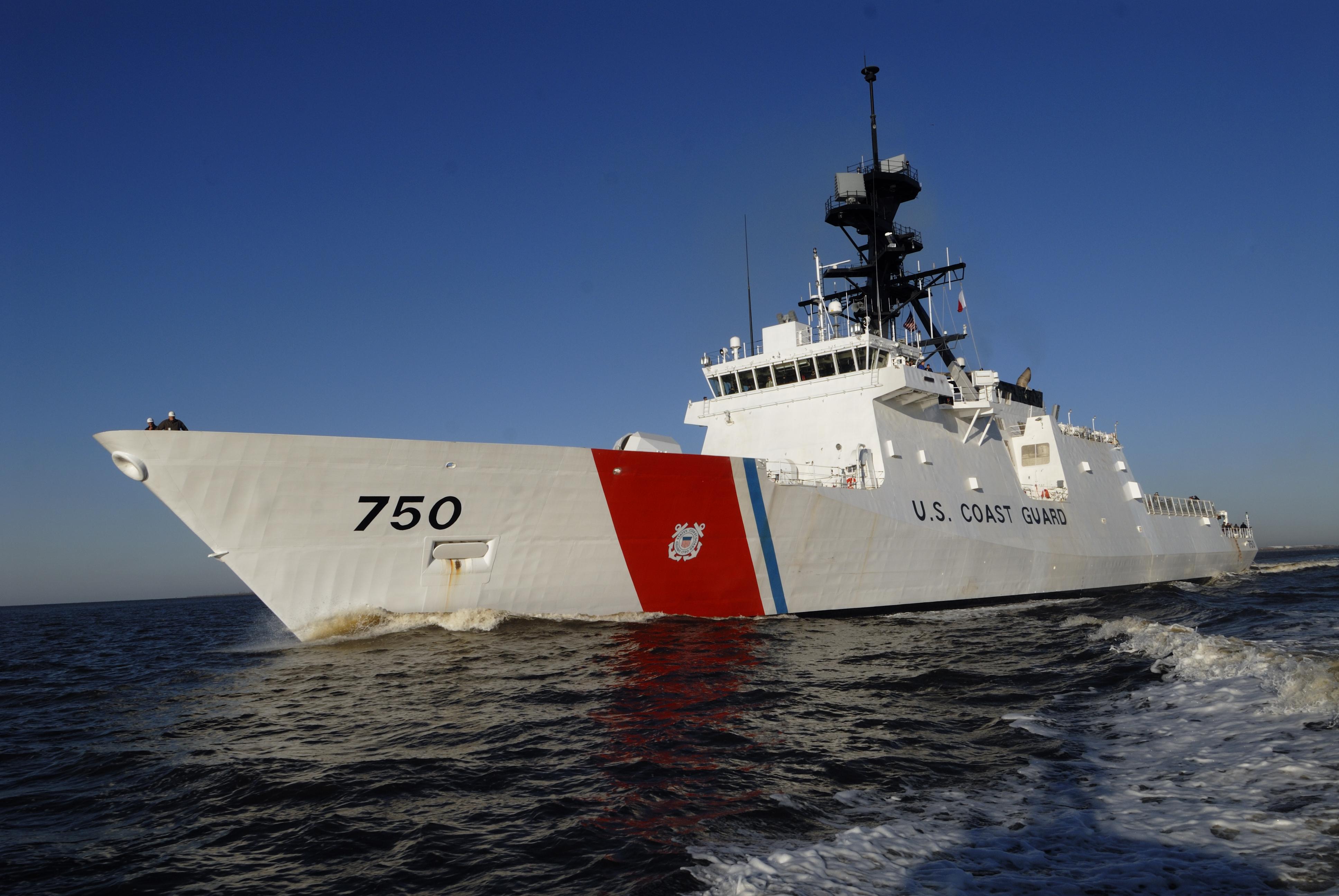 coast guard study blockades offshore wind energy