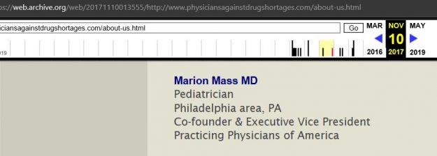 Marion Mass