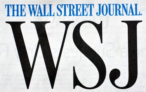 Wall Street Journal editorial